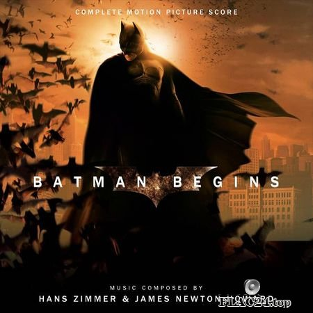 Hans Zimmer and James Newton Howard - Batman Begins (Recording Sessions) [2005] FLAC