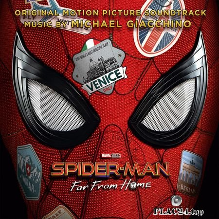 Michael Giacchino - Spider-Man: Far from Home (2019) (24bit Hi-Res) FLAC