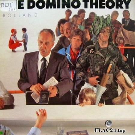Bolland & Bolland - The Domino Theory (1998) FLAC (tracks + .cue)
