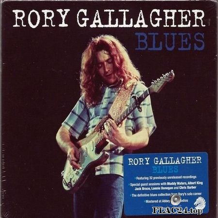 Rory Gallagher - Blues (2019) FLAC (tracks + .cue)
