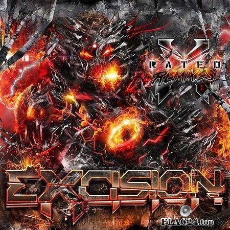 Excision - X Rated: The Remixes (2012) FLAC (tracks)