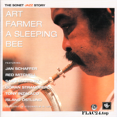 Art Farmer - A Sleeping Bee (2004, 1974) FLAC (tracks+.cue)