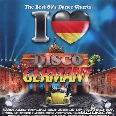 VA - I Love Disco Germany 80's (2013) FLAC (image + .cue)