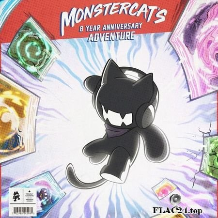 VA - Monstercat - 8 Year Anniversary (2019) FLAC (tracks)
