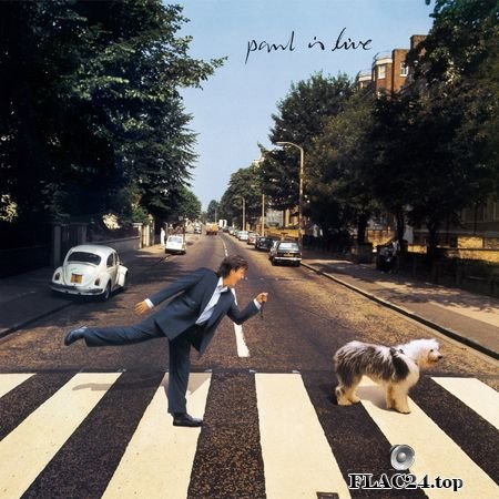 Paul McCartney - Paul Is Live (Remastered) (1993, 2019) (24bit Hi-Res) FLAC