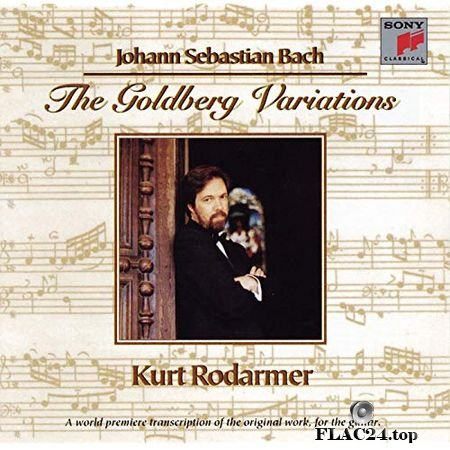 Johann Sebastian Bach - The Goldberg Variations, BWV 988 (Kurt Rodarmer) (1996) FLAC (tracks+.cue)