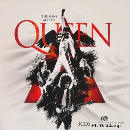 VA - The Many Faces of Queen (2018) FLAC (tracks + .cue)