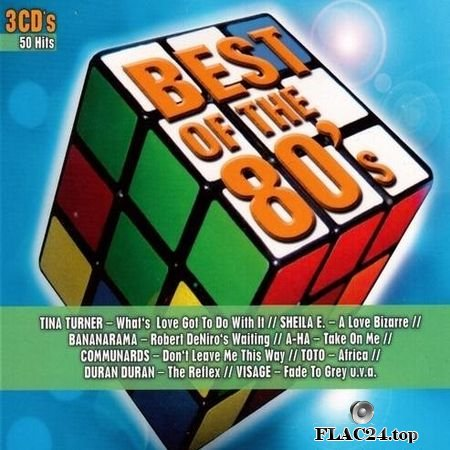 VA - Best of The 80's (2017) FLAC (image + .cue)