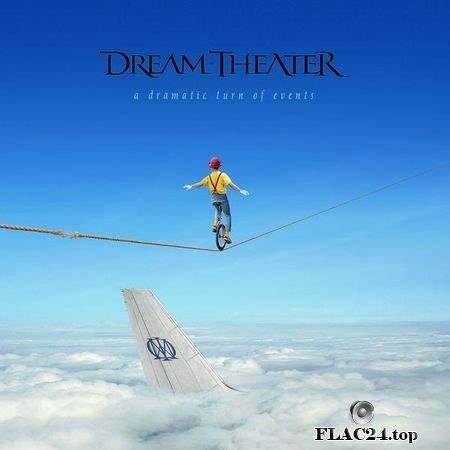 Dream Theater - A Dramatic Turn Of Events (2011, 2012) (24bit Hi-Res) FLAC (tracks)