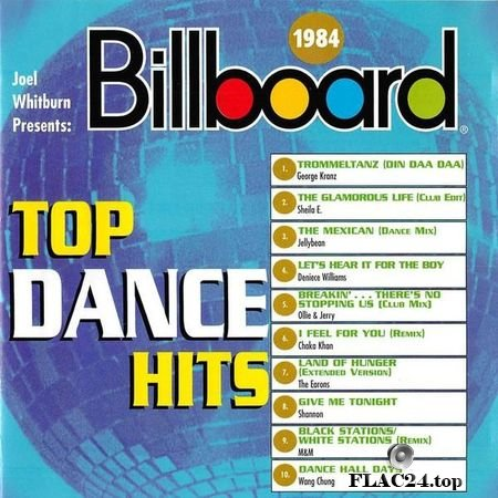 VA - Billboard Top Dance Hits 1984 (1998) FLAC (image + .cue)