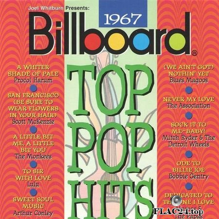 VA - Billboard Top Pop Hits 1967 (1995) FLAC (tracks + .cue)