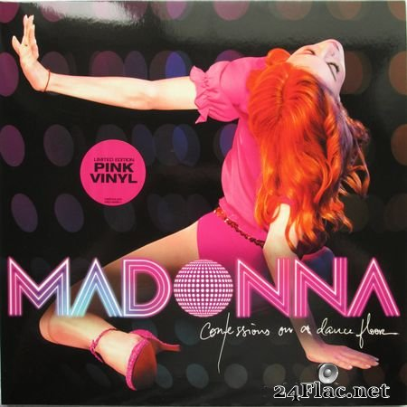 Madonna - Confessions On A Dance Floor [2xLP, Limited Edition] (2006) (24bit Hi-Res) FLAC