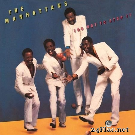 The Manhattans - Too Hot to Stop It (Expanded Version) (1985, 2016) (24bit Hi-Res) FLAC (tracks)