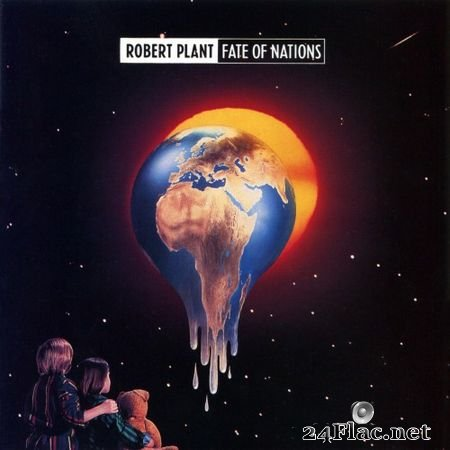 Robert Plant - Fate Of Nations (1993) FLAC (image+.cue)