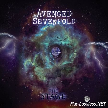 Avenged Sevenfold - The Stage (2016) FLAC (tracks+.cue)