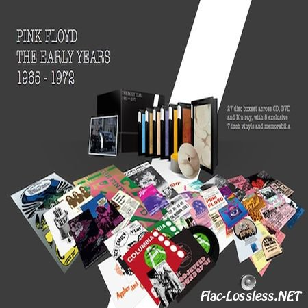 Pink Floyd - The Early Years 1965-1972 (2016) FLAC (tracks + .cue)