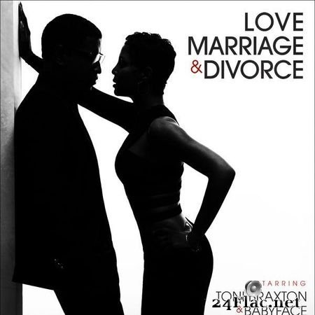 Toni Braxton & Babyface - Love, Marriage & Divorce (2014) (24bit Hi-Res) FLAC (tracks)