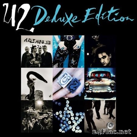 U2 - Achtung Baby (Deluxe Version) (1991, 2016) (24bit Hi-Res) FLAC (tracks)