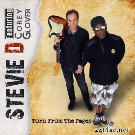 Stevie D. – Torn from the Pages (feat. Corey Glover) (2019)