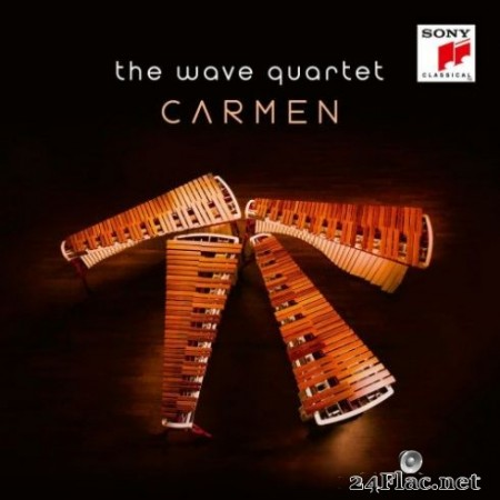 The Wave Quartet – Carmen (2019)