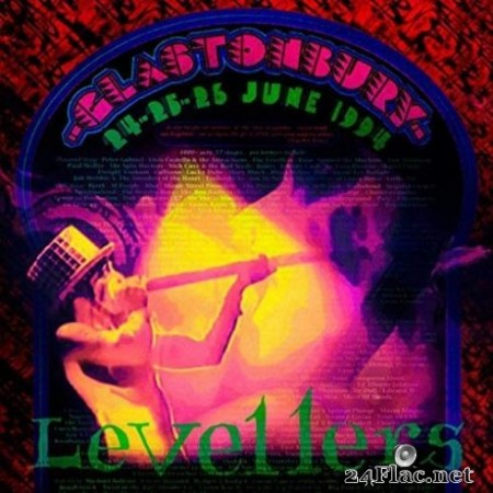 Levellers – Glastonbury '94 (2019)