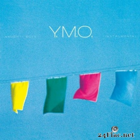Yellow Magic Orchestra – Naughty Boys Instrumental (Remastered) (2019) Hi-Res