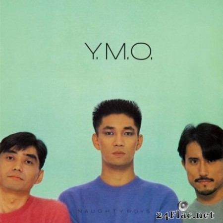 Yellow Magic Orchestra – Naughty Boys (Remastered) (2019) Hi-Res
