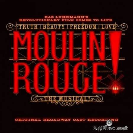 Original Broadway Cast of Moulin Rouge! The Musical – Moulin Rouge! The Musical (Original Broadway Cast Recording) (2019) Hi-Res