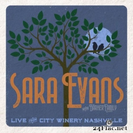 Sara Evans – The Barker Family Band (Live from City Winery Nashville) (2019) Hi-Res
