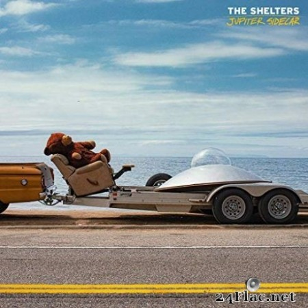 The Shelters – Jupiter Sidecar (2019) Hi-Res