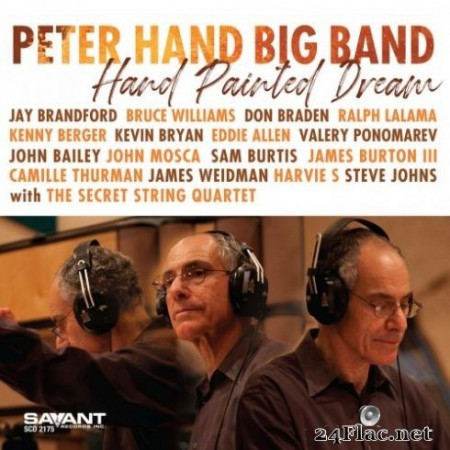 Peter Hand Big Band – Hand Painted Dream (2019)
