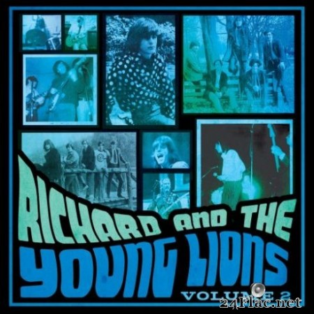 Richard And The Young Lions – Volume 2 (2019)