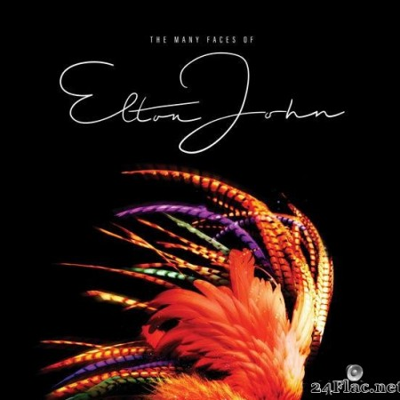 VA - The Many Faces of Elton John (2019) [FLAC (tracks)]