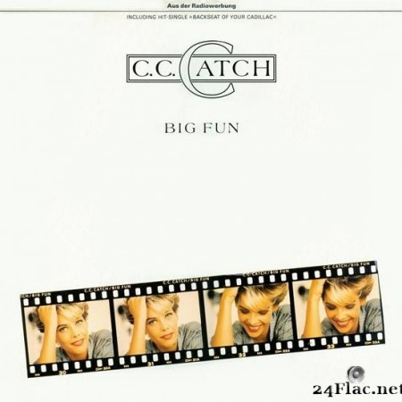 C.C. Catch - Big Fun (1988) [Vinyl] [FLAC (image + .cue)]