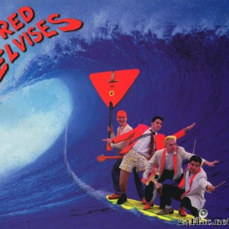 Red Elvises - Surfing in Siberia (1996) [FLAC (tracks + .cue)]