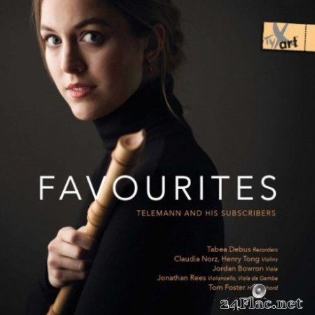 Tabea Debus – Favourites: Telemann and His Subscribers (2019)