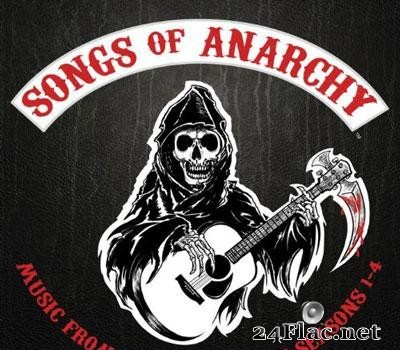 VA - Songs of Anarchy: Music from Sons of Anarchy Seasons 1-4 (2011) [FLAC (tracks + .cue)]