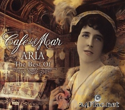 Cafe del Mar - Aria - The Best Of (2008) [FLAC (tracks + .cue)]