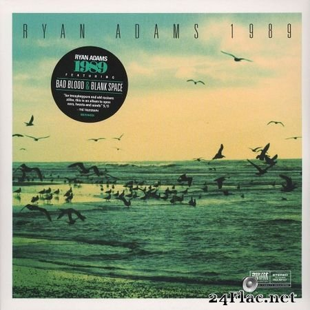 Ryan Adams - 1989 (2015) (24bit Hi-Res) FLAC (tracks+.cue)