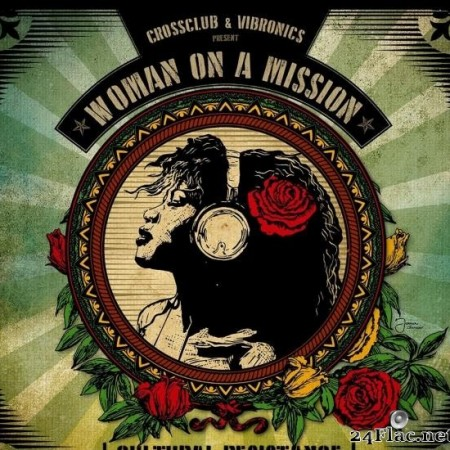 Vibronics - Woman on a Mission (2018) [FLAC (tracks)]
