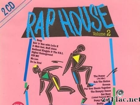 VA - Rap House Volume 2 (1990) [FLAC (tracks + .cue)]
