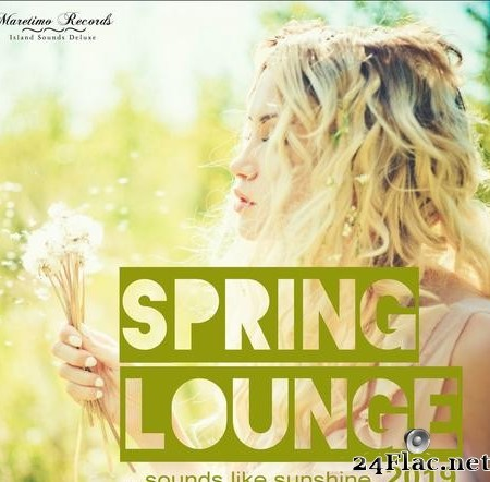 VA - Spring Lounge 2019 (Sounds Like Sunshine) (2019) [FLAC (tracks)]