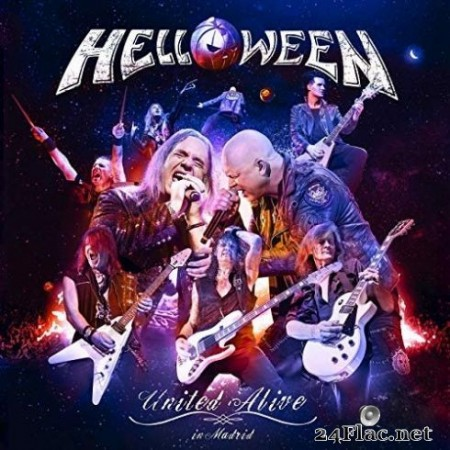 Helloween - United Alive in Madrid (Live) (2019)