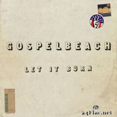 Gospelbeach - Let It Burn (2019)
