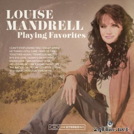 Louise Mandrell - Playing Favorites (2019) Hi-Res