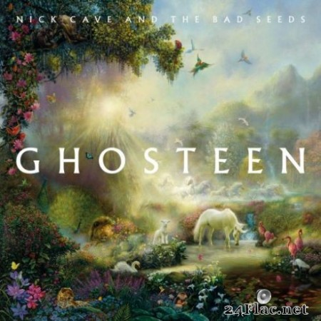 Nick Cave and The Bad Seeds - Ghosteen (2019) Hi-Res