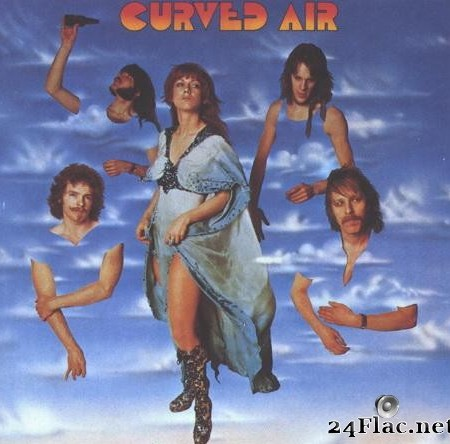 Curved Air - Airborne (1976/1994) [FLAC (tracks + .cue)]