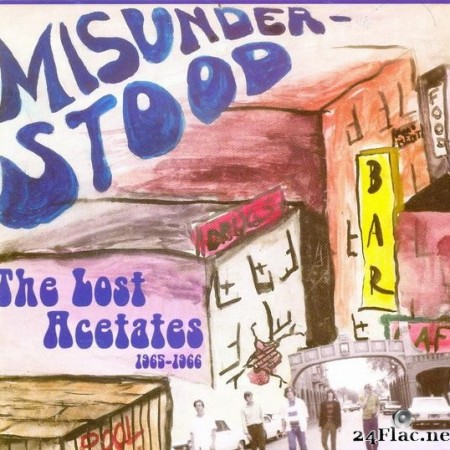The Misunderstood - The Lost Acetates 1965-1966 (1965-66/2004) [FLAC (image + .cue)]