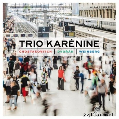 Trio KarГ©nine - Chostakovitch, DvoЕ™ГЎk & Weinberg (2019) Hi-Res