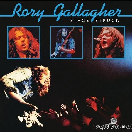Rory Gallagher - Stage Struck (Live) (1980/2018) [FLAC (tracks)]